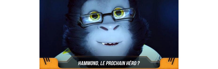 Hammond Nouveau Hros Overwatch Millenium