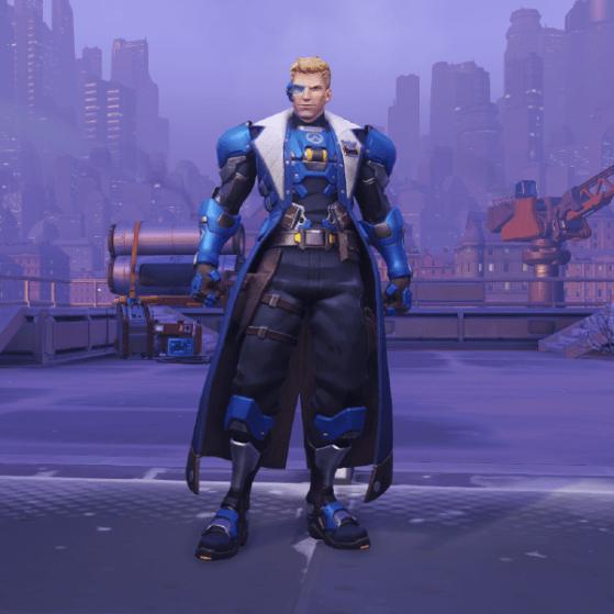 Cosmtiques Skins Soldat 76 Overwatch Millenium