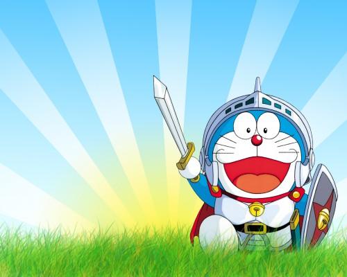 Hiroshi Fujimoto, Studio Pierrot, Shin-Ei Animation, Doraemon, Doraemon (Character) Wallpaper