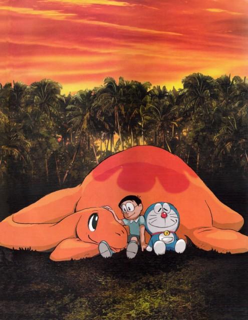Hiroshi Fujimoto, Shin-Ei Animation, Doraemon, Nobita Nobi, Doraemon (Character)