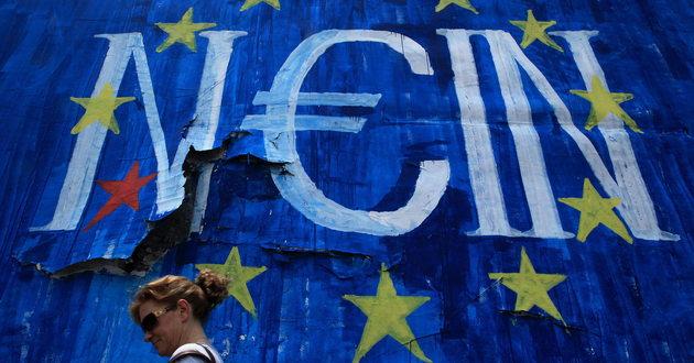 Jak Zachód oszwabił Grecję - 15.07.2016.
