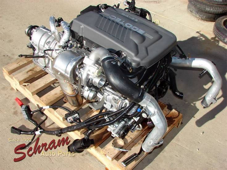 Project Chevette Turbocharged Ecotec