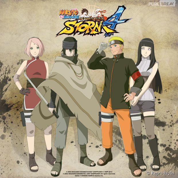 Do Filme The Last Naruto Personagens Esto No Jogo