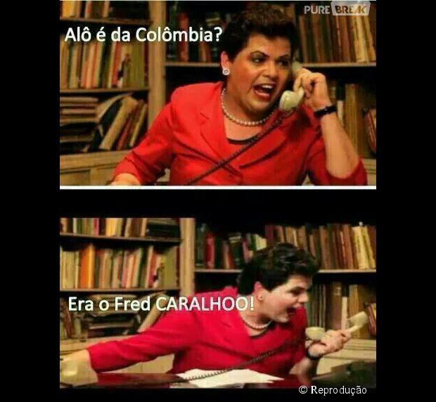 Entenderam o recado da Dilma errado!