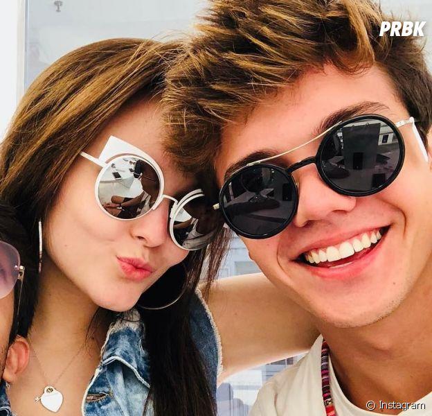 Larissa Manoela assume namoro com ator