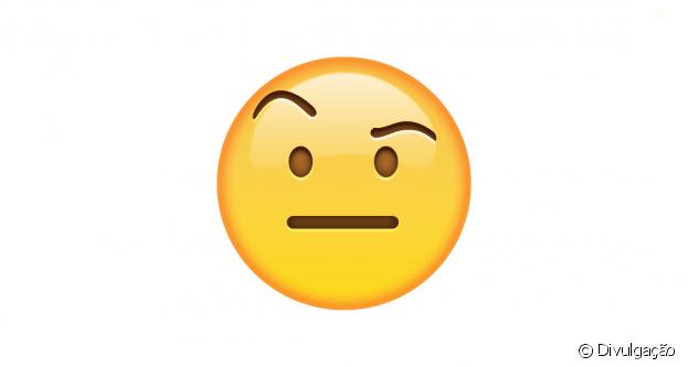 Resultado de imagem para emoji desconfiado