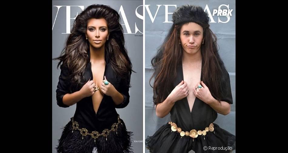 Resultado de imagem para zoeira kim kardashian