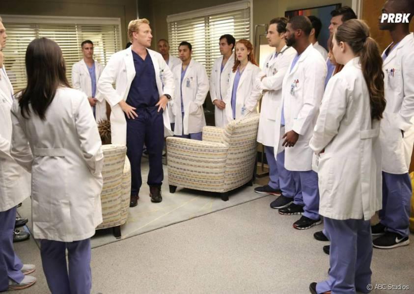Grey's Anatomy saison 12, épisode 4 : Owen (Kevin McKidd ...