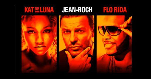 Jean Roch ... I'm Alright, avec Kat Deluna et Flo Rida (audio)