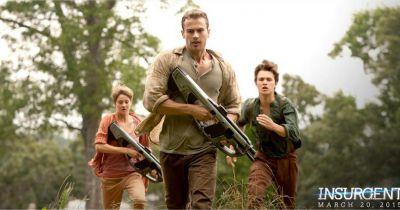 Divergente 2 : premières photos et affiche pour Shailene Woodley et Theo James
