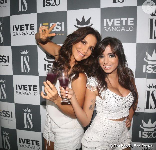 Ivete Sangalo e Anitta animam show de Réveillon em Maceió: 'Somos ...