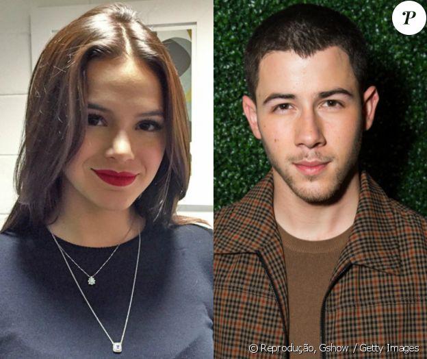 Bruna Marquezine passa a ser seguida por Nick Jonas no Instagram e troca curtidas com cantor