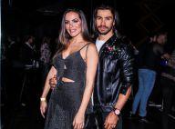 Carla Prata nega gravidez em foto com Mariano e brinca: 'Estou gorda mesmo'