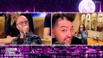 Chris Marques surexcité dans VTEP : il se rase le crâne en pleine émission