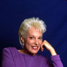 Bernadette Lafont en 1987