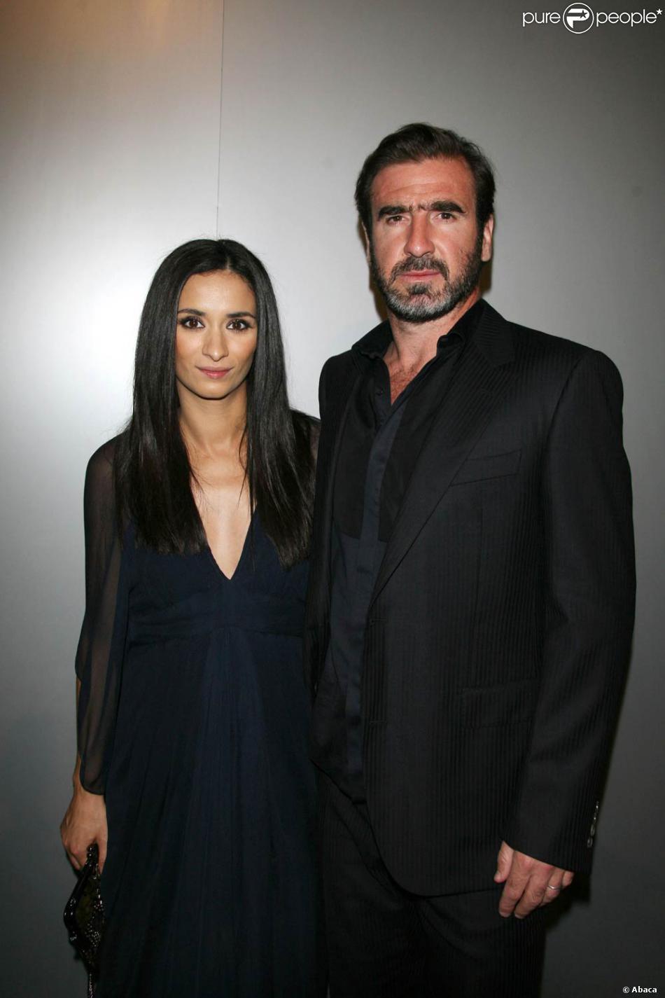 En vrai, je ne peux pas imaginer un autre homme qu'éric. Eric Cantona Et Sa Femme La Comedienne Rachida Brakni Purepeople
