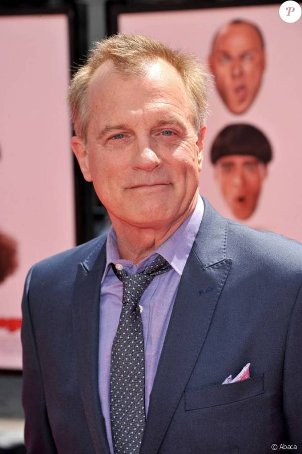 Stephen Collins à Hollywood, le 7 avril 2012....