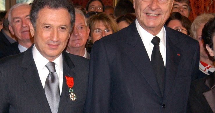 Death Of Jacques Chirac The Request Of His Daughter Claude To Michel Drucker