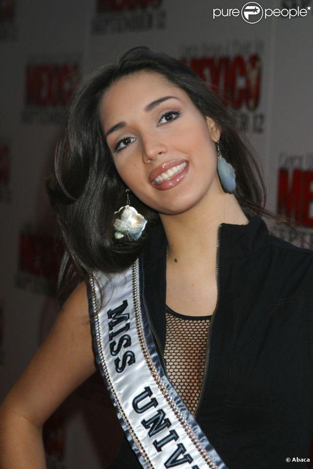 Amelia Vega Miss Univers 2003