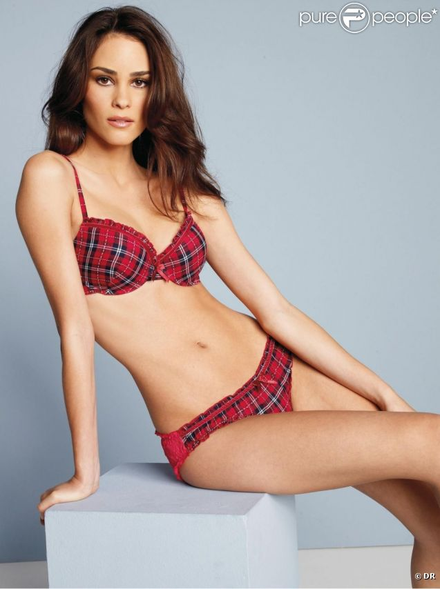 Gabriela Rabelo sexy pour la marque de lingerie Next