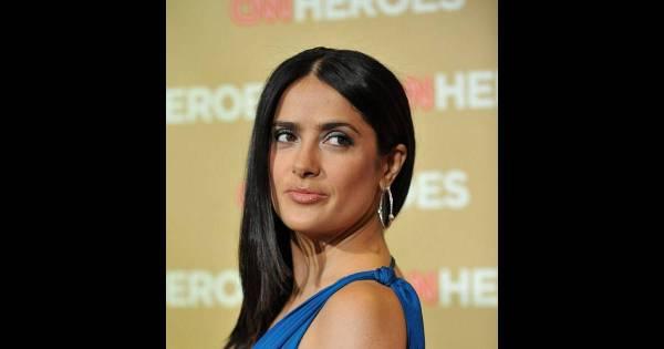 Salma Hayek, Jennifer Lopez, Drew Barrymore et Jake ...
