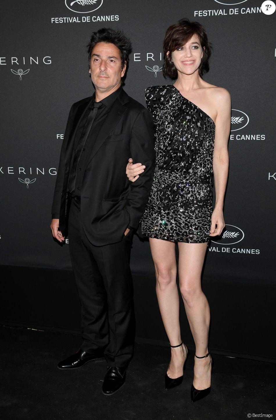 """Résultat de recherche d'images pour """"charlotte gainsbourg et son mari"""""""