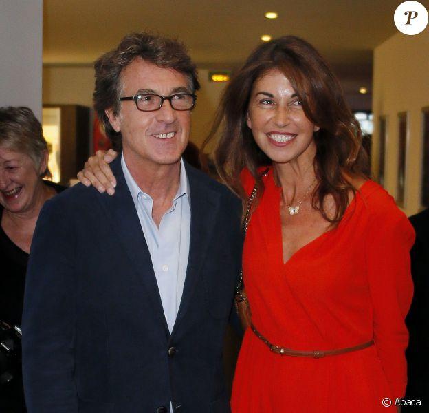 François cluzet est un acteur français, né le 21 septembre 1955 à paris. Francois Cluzet Je Suis Fou Amoureux De Ma Femme Purepeople
