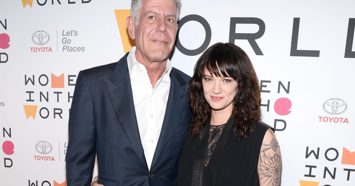 Suicide DAnthony Bourdain Sa Compagne Asia Argento N