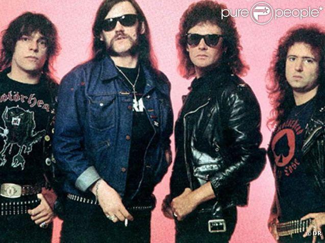 Michael Burston, alias Würzel (à gauche), qui fut guitariste au sein de Motörhead de 1984 à 1995, est mort le 9 juillet 2011 à 61 ans des suites d'une déficience cardiaque.