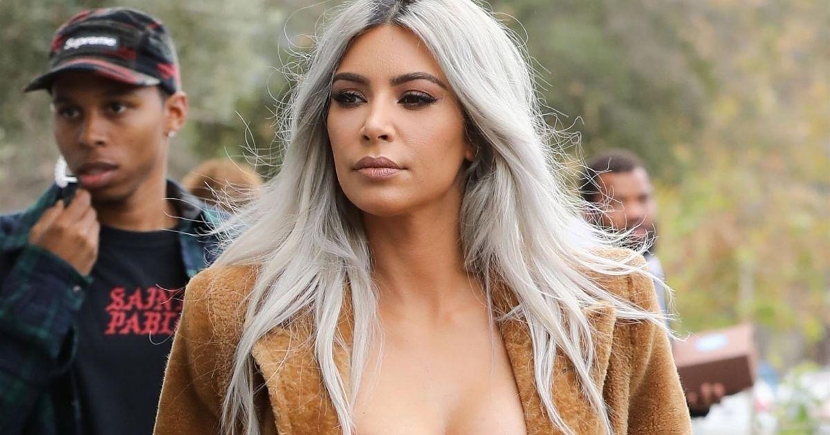 Kim Kardashian 17 Ans Avant La Chirurgie Elle Tait