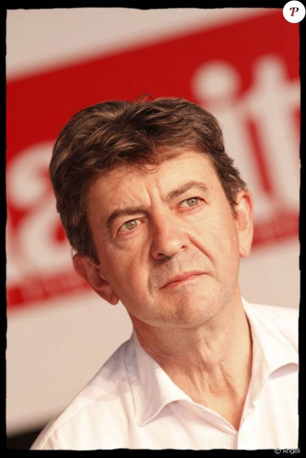 Jean-Luc Mélenchon...