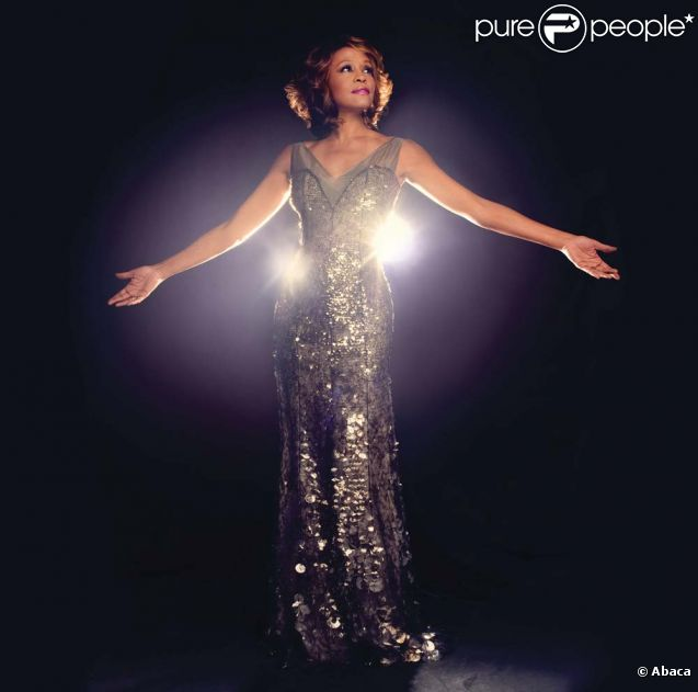 Whitney Houston, photo promotionnelle, en 2009.