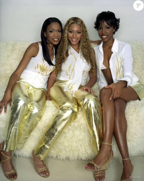 Destinys Child - Beyonce Knowles, Kelly Rowland, Michelle ...