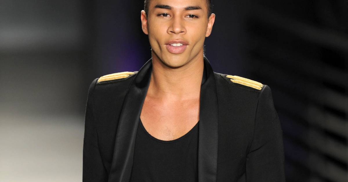 There is no denying that this handsome has a statuesque figure that allures everybody towards him. Olivier Rousteing - Défilé de mode Balmain x H&M au 23 ...