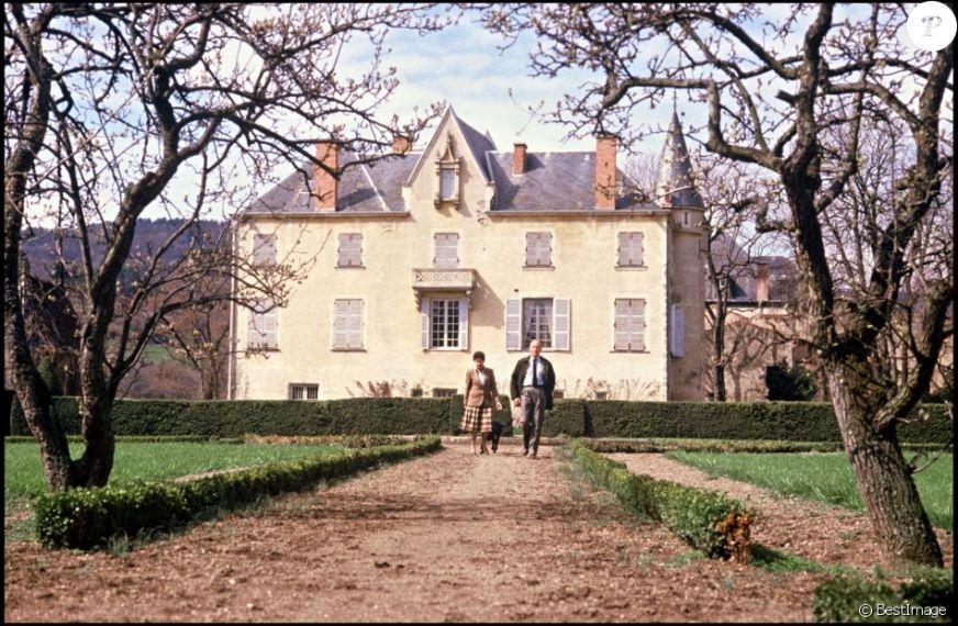 Archives - Valéry Giscard d'Estaing et sa femme ouvrent ...