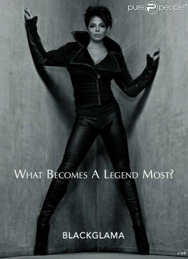 Janet Jackson sublime pour la campagne