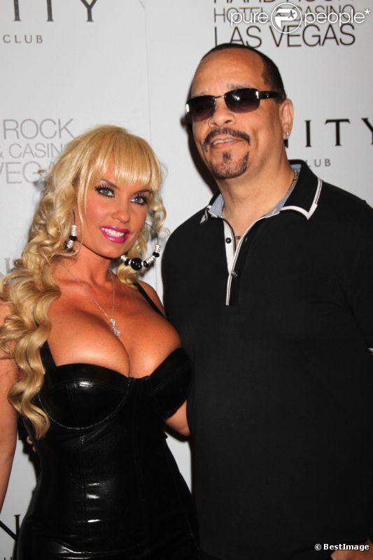 Coco Austin et Ice-T en septembre 2011 à Las Vegas