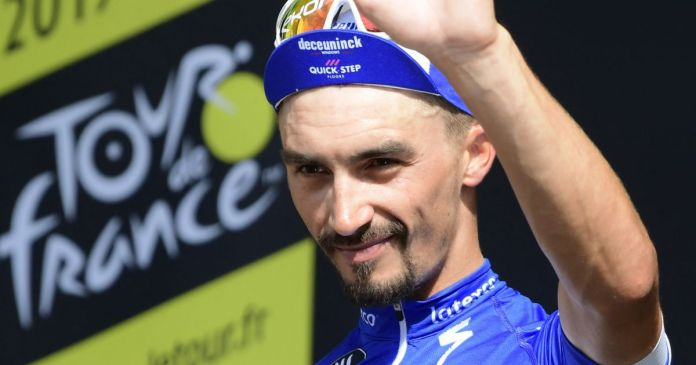 Julian Alaphilippe In Mourning His Father Is Dead Level Magazine