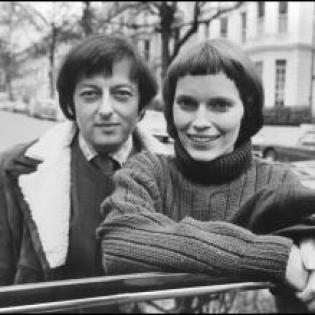 Image result for mia farrow and andre previn