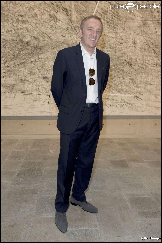 François-Henri Pinault le 9 avril 2011.