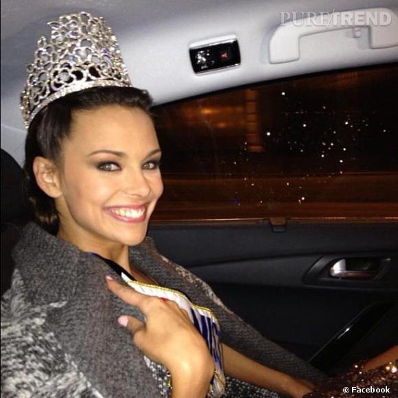 Marine Lorphelin Miss France 2013 Va Bientt Passer Son