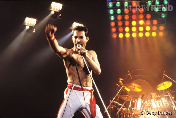 Freddie Mercury Portrait D39une Icne Queer Devenue Une