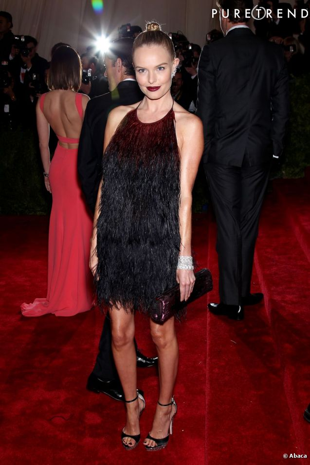 Kate Bosworth en Prada.