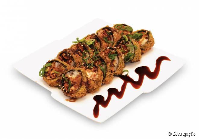 O Nipô Sushi oferece um cardápio variado com o melhor da comida japonesa