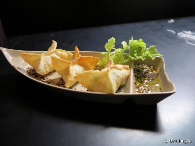 O Barão Gastronomia é especializado na cozinha de montanha, servindo pratos em menus degustação