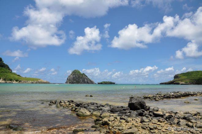 Atalaia: uma das praias mais diferentes de Fernando de Noronha