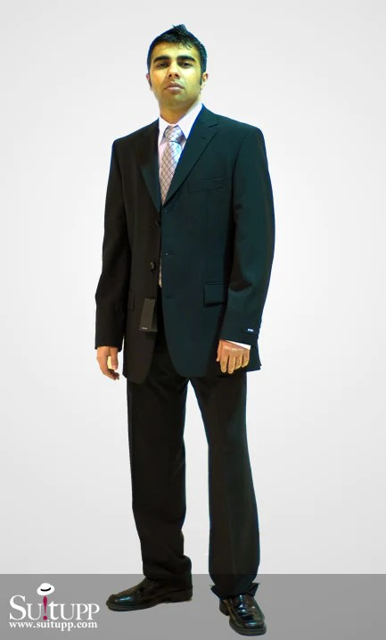 Hugo Boss Black Label Suit