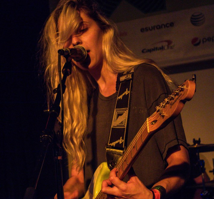 Bully at Maggie Mae's (SXSW 2015)