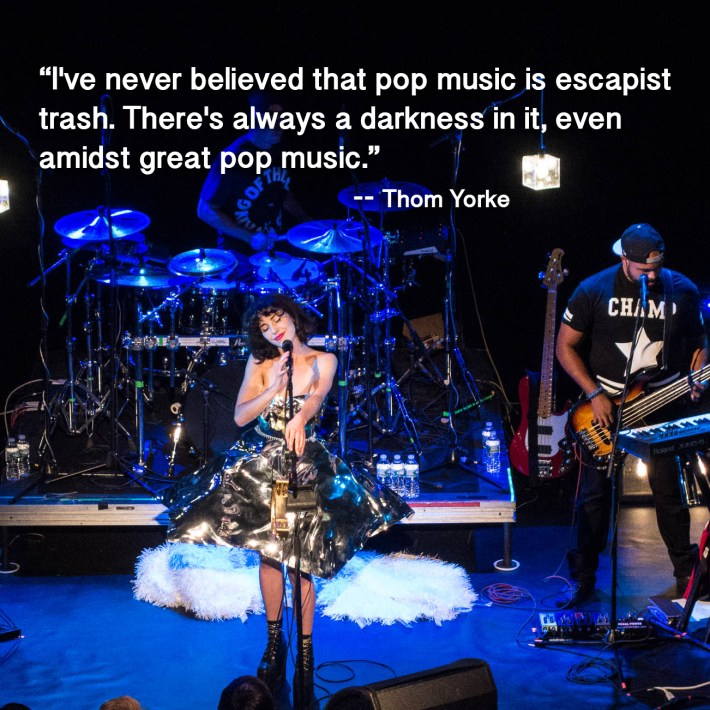 Kimbra, Music Hall of Williamsburg Fall 2014