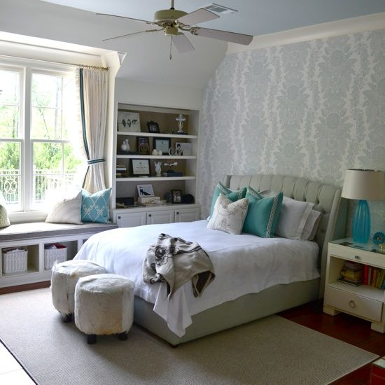 How to Never Have to Redecorate Your Teenage Girl's ... on Teenager Simple Small Bedroom Design  id=73809